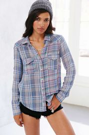 BDG Plaid Shirt at Urban Outfitters