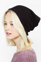 BDG Ribbed Beanie at Urban Outfitters