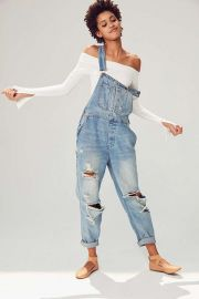 BDG Ryder Boyfriend Overall - Vintage Slash at Urban Outiftters