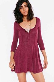 BDG Sally Henley Swing Dress at Urban Outfitters