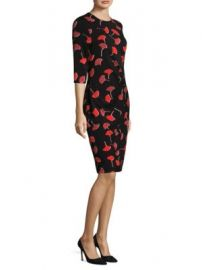 BOSS - Eseona Knee-Length Dress at Saks Fifth Avenue