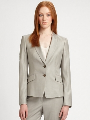 BOSS HUGO BOSS - Melange Jacket at Saks Fifth Avenue