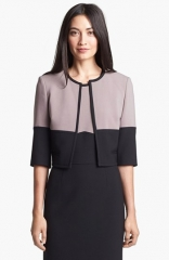 BOSS HUGO BOSS Jimona Crop Jacket at Nordstrom