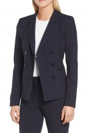 BOSS Jelaya Double Breasted Suit Jacket at Nordstrom
