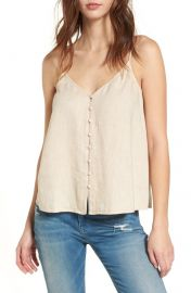 BP  Button Front Camisole at Nordstrom