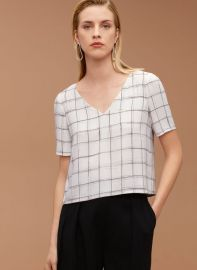 Babaton Randy Blouse at Aritzia