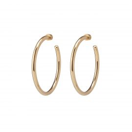 Baby Classic Hoops by Jennifer Fisher at Jennifer Fisher