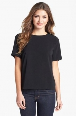 Back pleat shell top by Halogen at Nordstrom