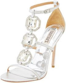 Badgley Mischka Harvey II Sandals at Amazon