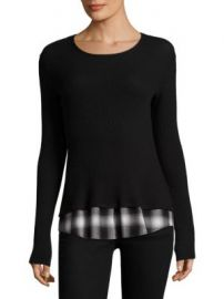 Bailey 44 - Tour De Force Layered Sweater at Saks Fifth Avenue