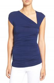 Bailey 44   x27 Blaze 1  x27  Ruched Top at Nordstrom