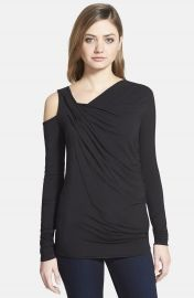 Bailey 44   x27 Victoria Falls  x27  Long Sleeve Top at Nordstrom