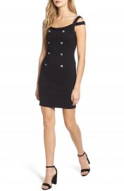 Bailey 44 Commissar Ponte Body-Con Dress at Nordstrom