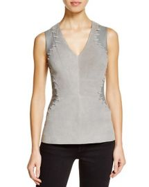 Bailey 44 Hercules Mixed Media Top at Bloomingdales