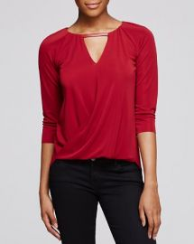 Bailey 44 Lisianthus Top at Bloomingdales