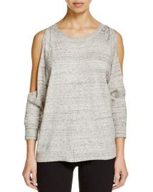 Bailey 44 Olympus Cold Shoulder Sweater at Bloomingdales