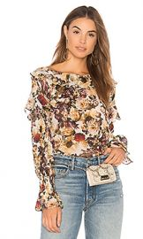 Bailey 44 Once Upon A Time Floral Top in Floral Print from Revolve com at Revolve
