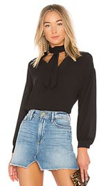 Bailey 44 Queen Sophia Top in Black from Revolve com at Revolve