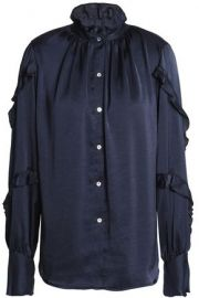 Bailey 44 Ruffled Blouse at The Outnet