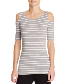 Bailey 44 Striped Denueve Top at Bloomingdales
