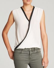 Bailey 44 Top - Wildebeest Sleeveless Silk at Bloomingdales