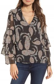Bailey 44 Top Billing Ruffle Blouse at Nordstrom