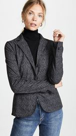 Bailey44 Black Op Brushed Blazer at Shopbop