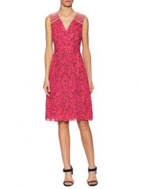 Bali Silk Wrap Dress by Diane von Furstenberg at Gilt at Gilt