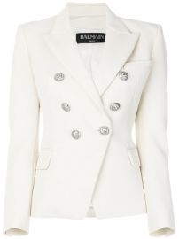 Balmain Double-breasted Blazer  2 200 - Buy Online - Mobile Friendly  Fast Delivery  Price at Farfetch