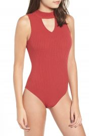 Band of Gypsies Cassidy Bodysuit at Nordstrom