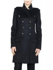 Barbara Bui Military Coat at Serie Noire