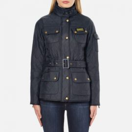 Barbour International Polarquilt Jacket at Coggles
