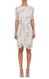 Barden Silk Minidress by Isabel Marant Etoile at Barneys