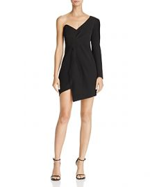 Bardot Anja One-Shoulder Dress  at Bloomingdales