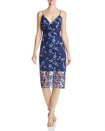 Bardot Sapphire Dress at Bloomingdales