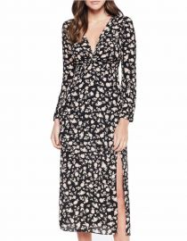 Bardot floral split dress at Lord & Taylor