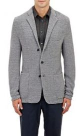 Barena Venezia Seed-Stitched Three-Button Sportcoat at Barneys