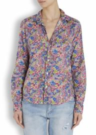 Barry Floral Shirt at Harvey Nichols