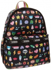 Basic Backpack in Finders Keepers by Lesportsac at Amazon