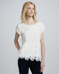 Basilica top by Joie at Neiman Marcus
