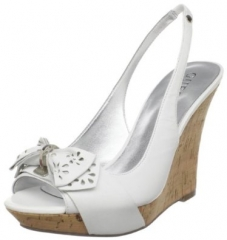 Batiko Wedges by Guess at Amazon