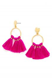 BaubleBar  Honolulu  Tassel Drop Earrings at Nordstrom