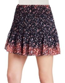 Bcbgeneration Pleated Mini Skirt at Lord & Taylor