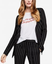 Bcbgeneration Striped Tuxedo Jacket at Macys