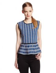 Bcbgmaxazria Alyona Top at Amazon