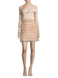 Bcbgmaxazria Marquise Dress at Saks Off 5th