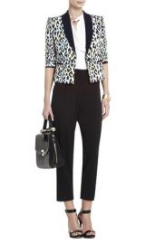 Bcbgmaxazria Milan Cutout Back Jacket at Bcbg