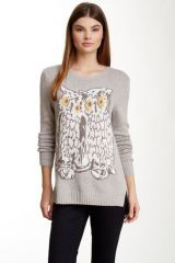 Bcbgmaxazria Rooney Owl Sweater at Nordstrom Rack