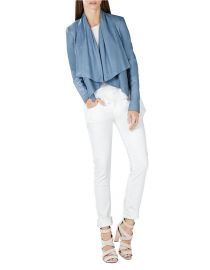 Bcbgmaxazria Sienna Leather Jacket at Lord & Taylor