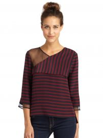 Bcbgmaxazria Skyla Top at 6pm